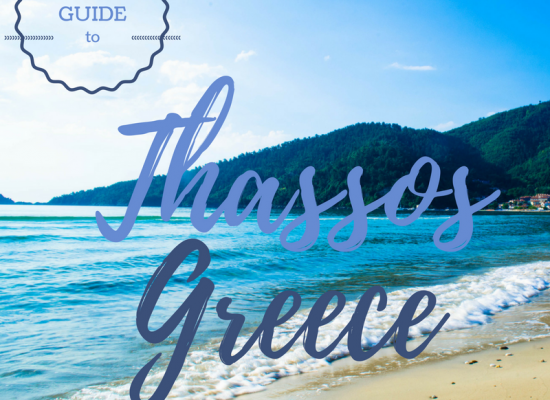 Travel Guide, Thassos, Greece