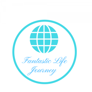 Fantastic life journey logo
