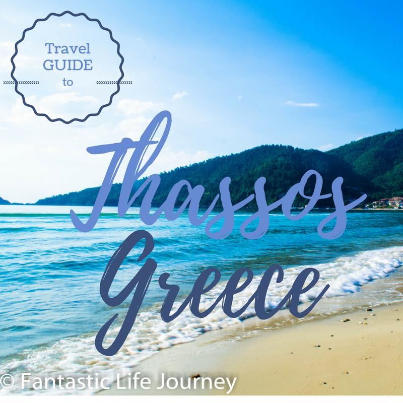 Travel Guide, Thassos, Greece
